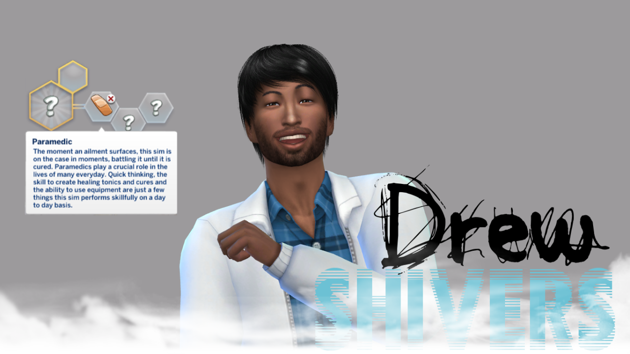 My Sims 4 Blog Custom Cas Trait Paramedic By Drewshivers
