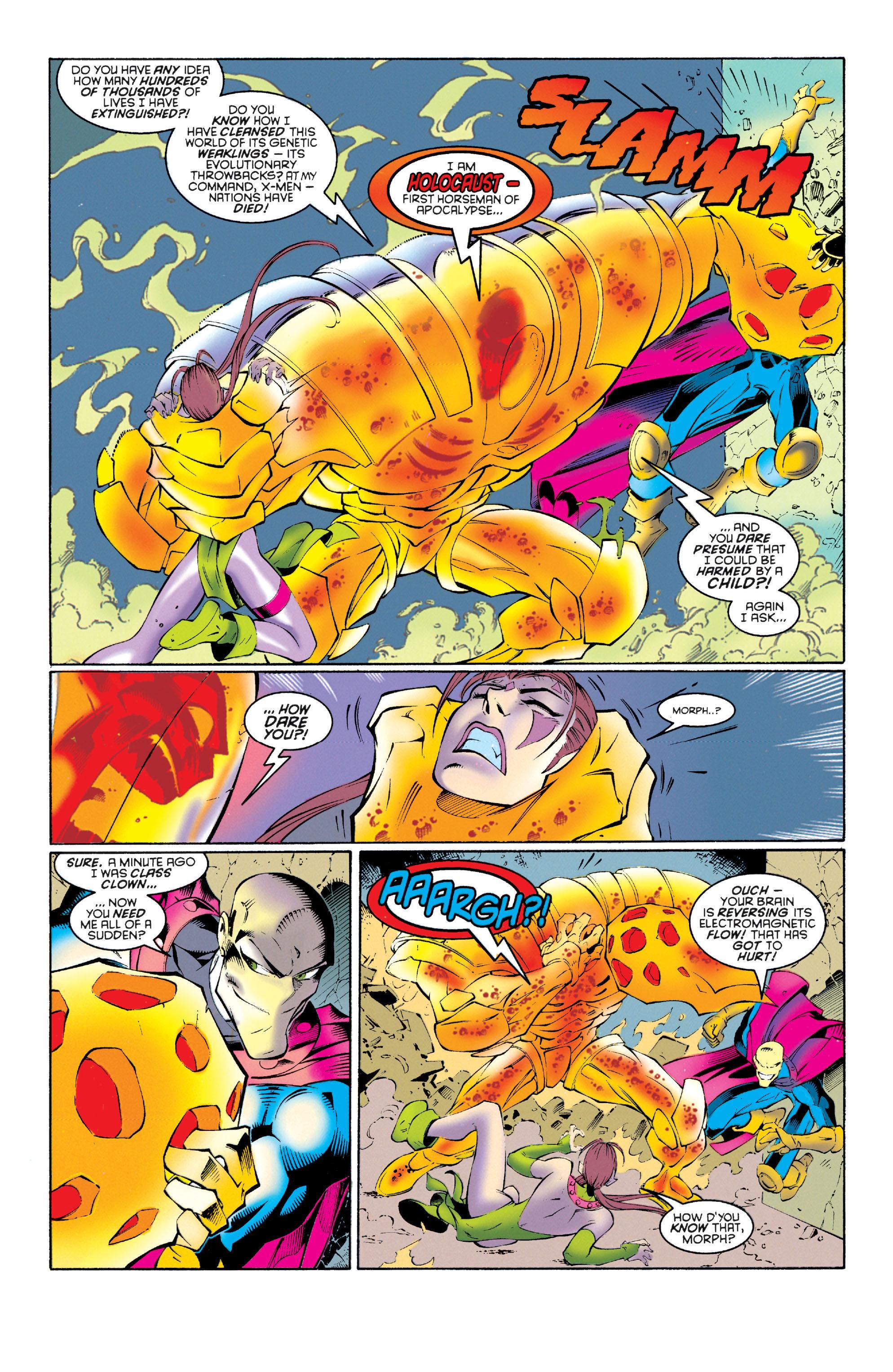 Read online Astonishing X-Men (1995) comic -  Issue #4 - 13