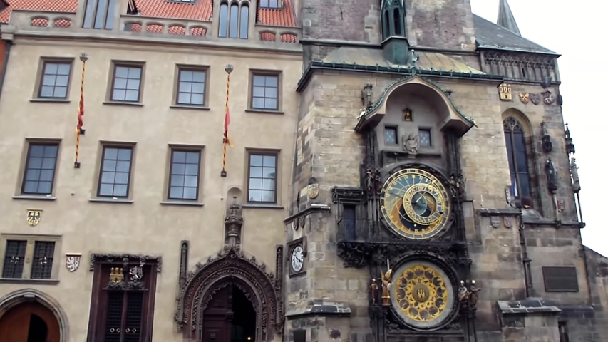 L'orologio di Praga