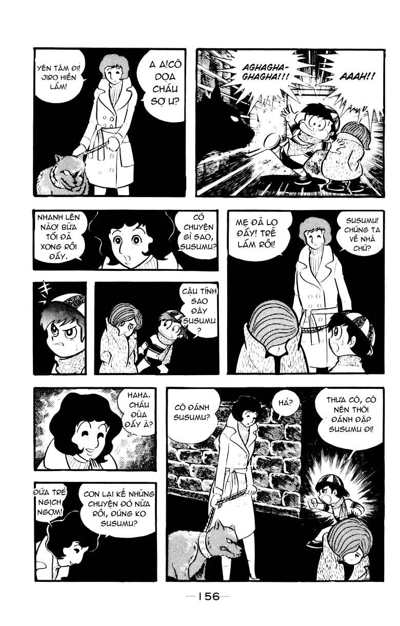 DevilMan chapter 14 trang 9