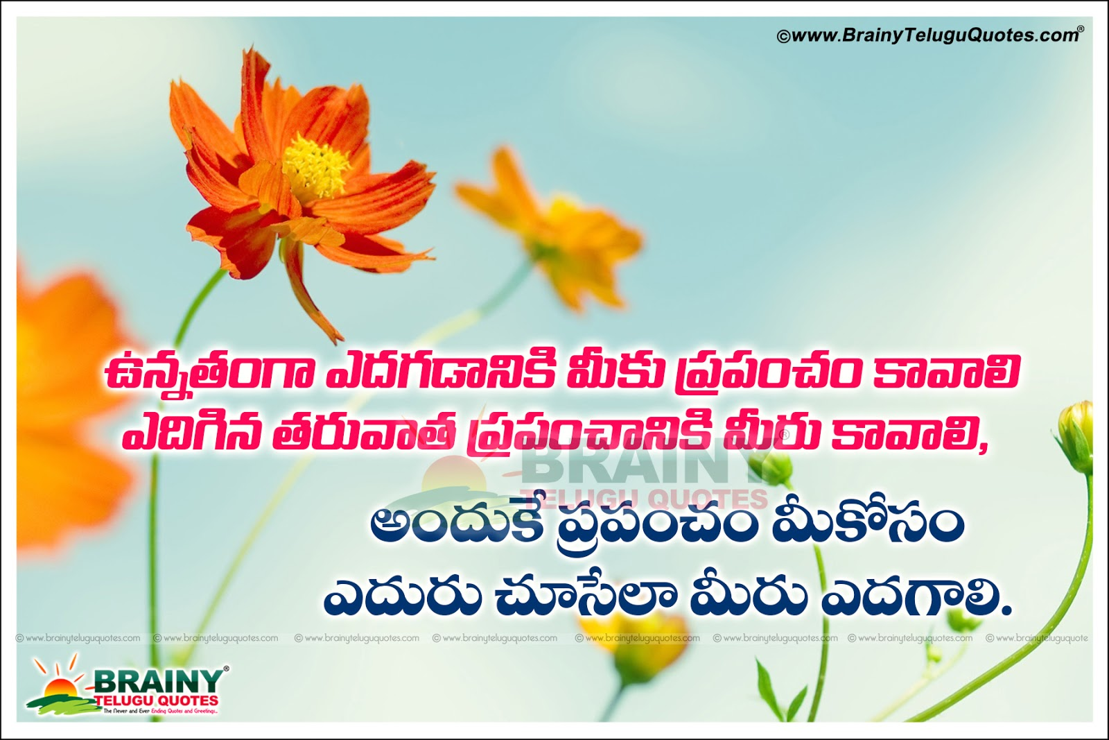 Quotes Confidence Hard Work Success And Self Confidence Quotes And Sayings In Telugu