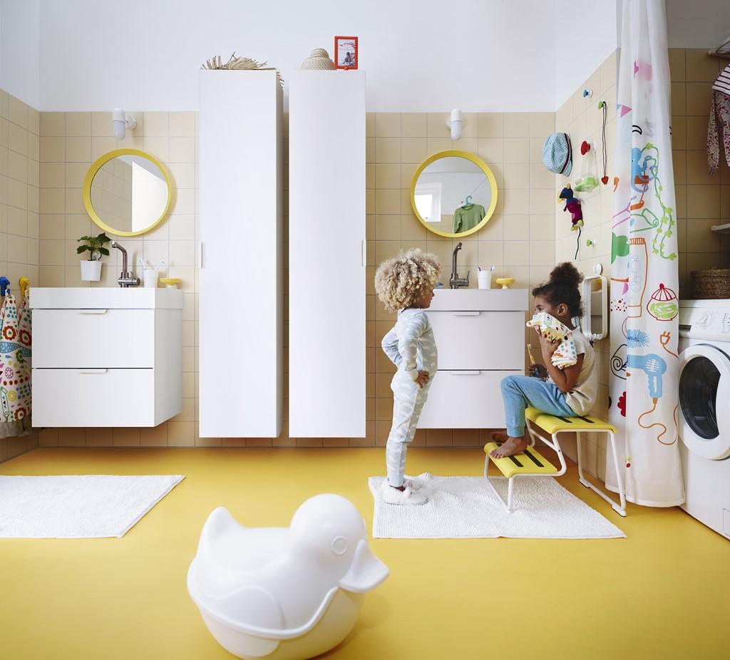 Catlogo IKEA 2016  Casas de banho  Decorao e Ideias