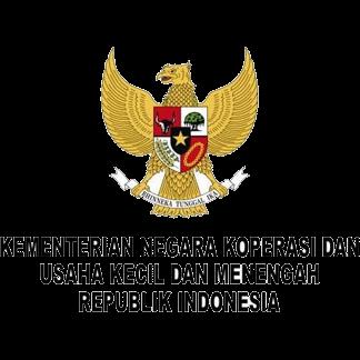 Logo Kementerian Koperasi dan Usaha Kecil dan Menengah Republik Indonesia