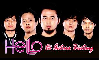 Chord dan Lirik Hello - Di Antara Bintang