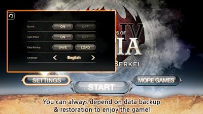 Free Download Inotia 4 Mod Apk v1.2.4 (Mod Money/High Damage/Skill)