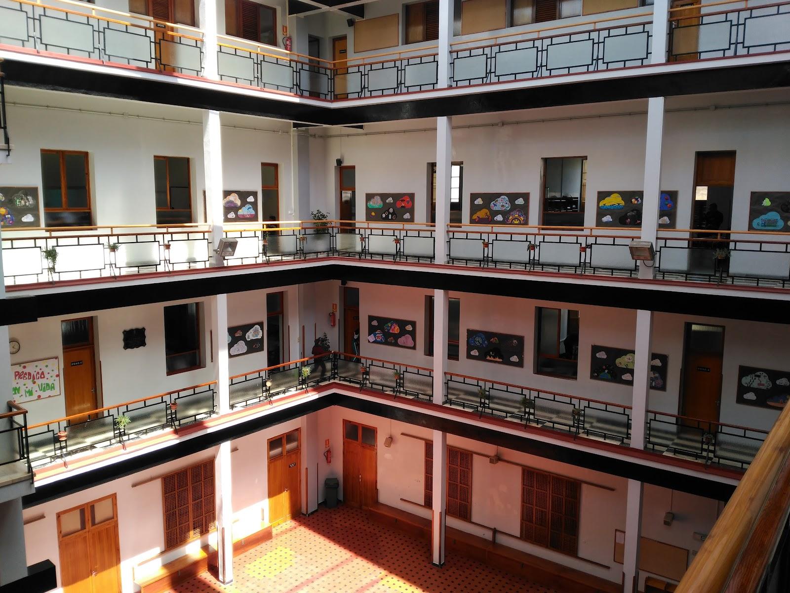 Colegio San José Dominicas: Colegio San José Dominicas: San José 2017: Dentro