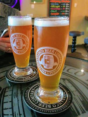 Barranco Beer Company Fifti Lager