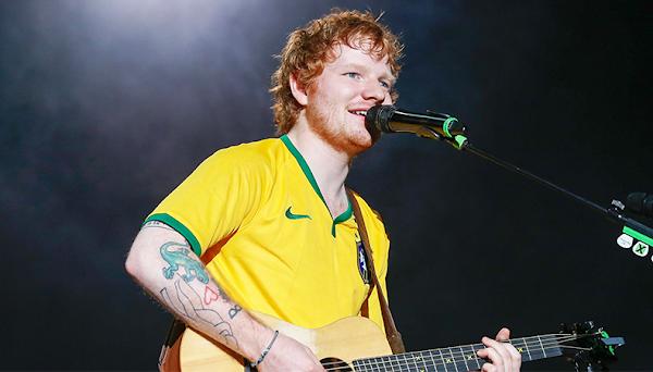 Saiba agora as datas dos Shows do Ed Sheeran no Brasil em 2017!