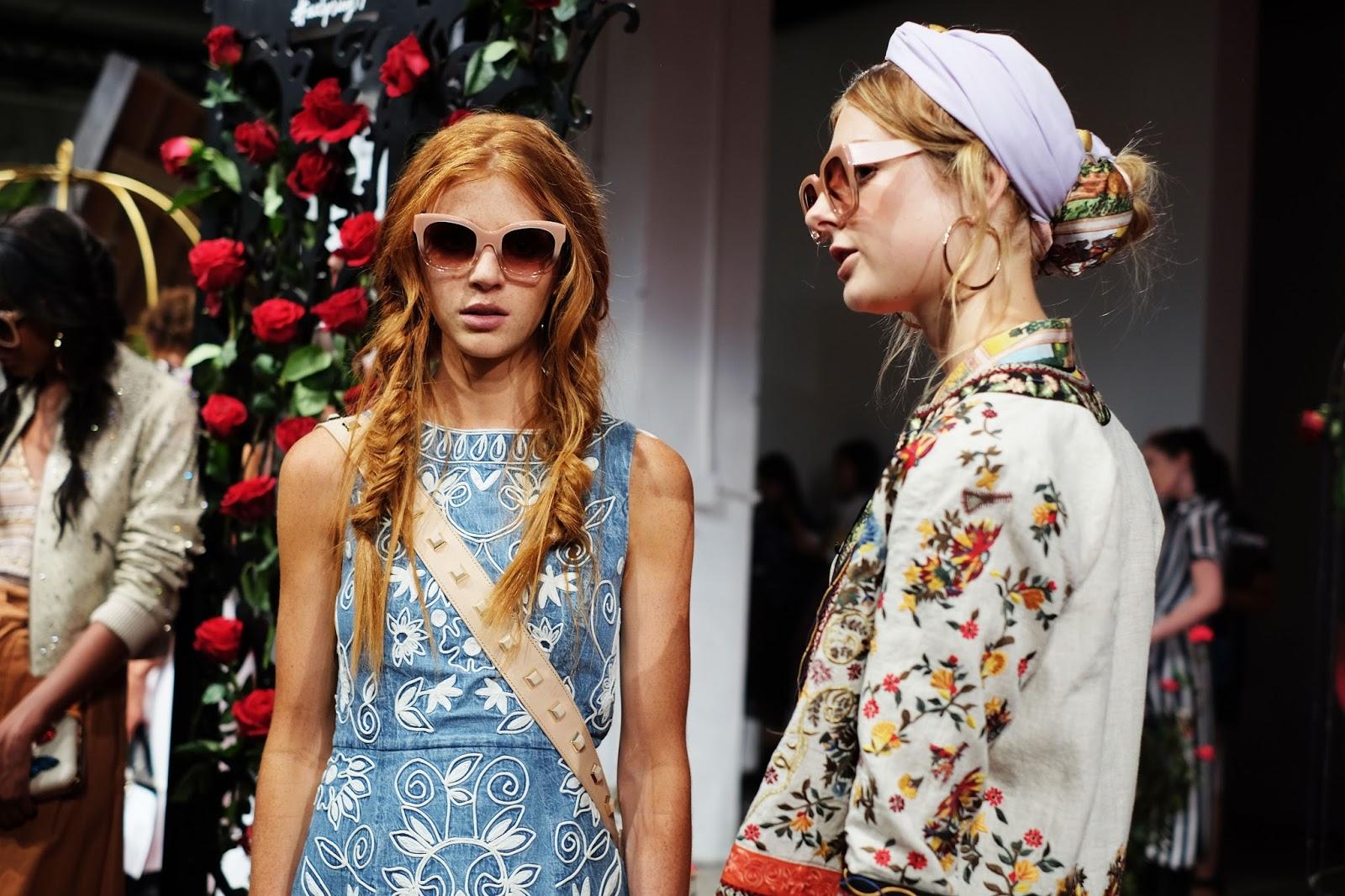 Alice and Olivia Spring 2017 // Eyewear!