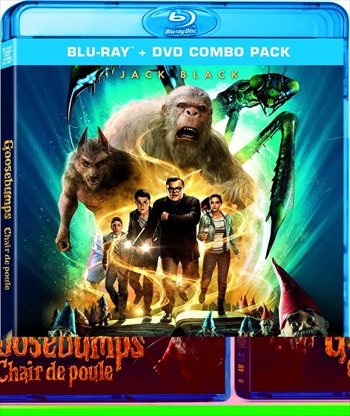 Goosebumps 2015 Dual Audio Hindi Bluray Download