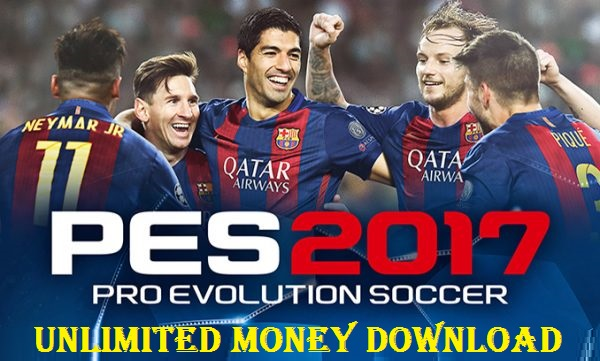 PES 2017 APK MOD Data Android Pro Evolution Soccer 17 Download