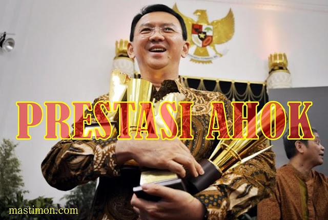 Inilah daftar prestasi kerja AHOK selama menjabat Gubernur DKI Jakarta