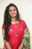 Manasa in Pink Salwar At Fashion Designer Son of Ladies Tailor Press Meet Pics ~  Exclusive 52.JPG