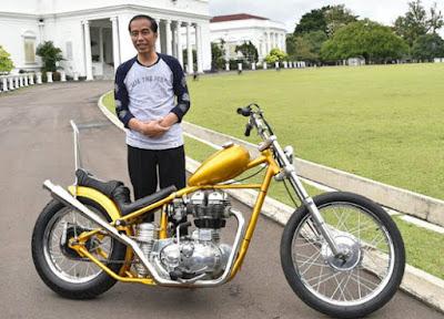 Di Hadapan Jokowi, Ratusan Komunitas Kesepakatan Jaga Jabar Kondusif