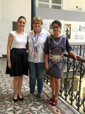 Encontro entre Serviço Geológico do Brasil e da Argentina trata sobre museus de geociências