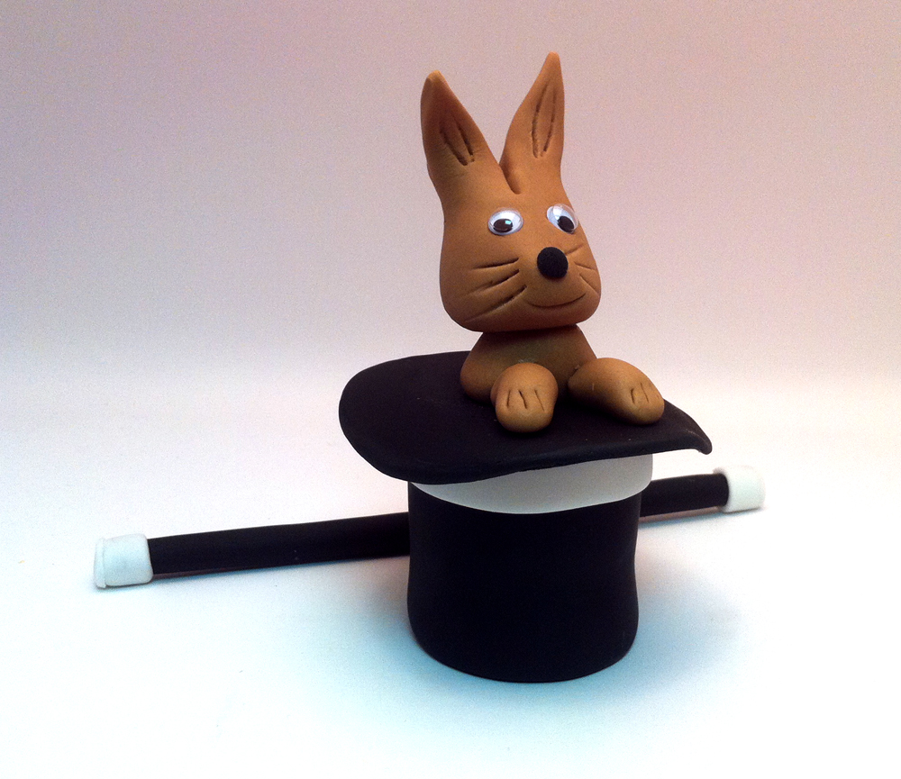 magic hat rabbit - photo #22