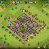 Base Coc Th 7 Hybrid Terbaik Dengan Air Defense 3