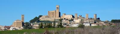 Artajona, Navarra.