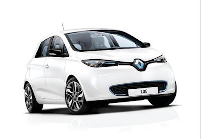 Autonomia record: Renault Zoe 2017