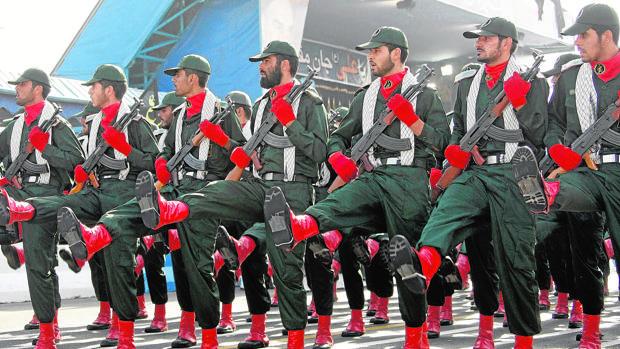 Guardia Revolucionaria Iraní, un cuerpo de «matones» para defender las esencias