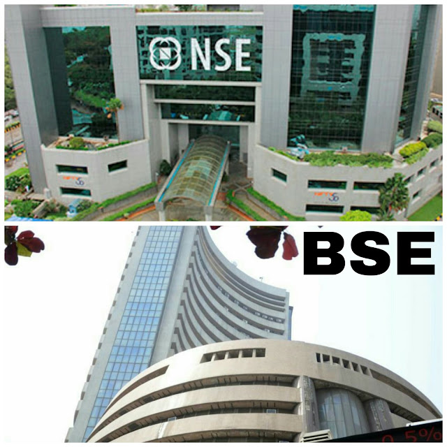 What is NSE & BSE Or what are the differences