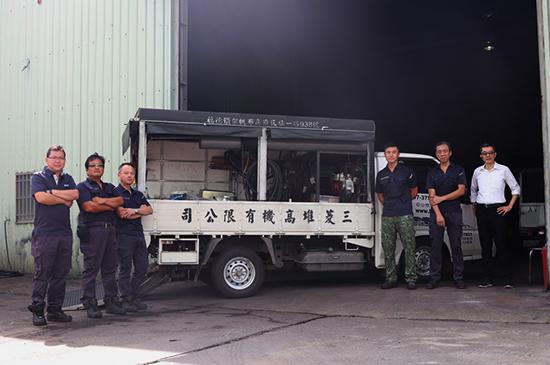 因應堆高機維修及保養服務需求提高,高雄三菱堆高機開職缺徵才!