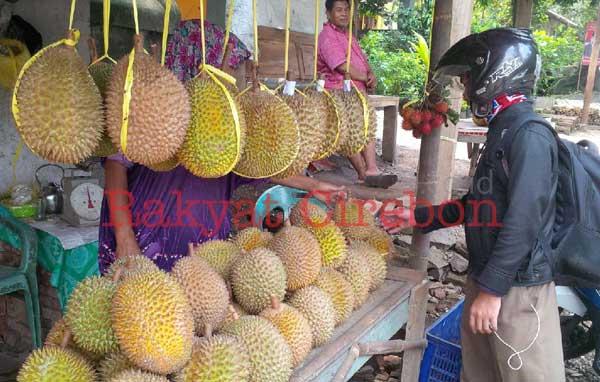 harga durian sinapeul majalengka naik