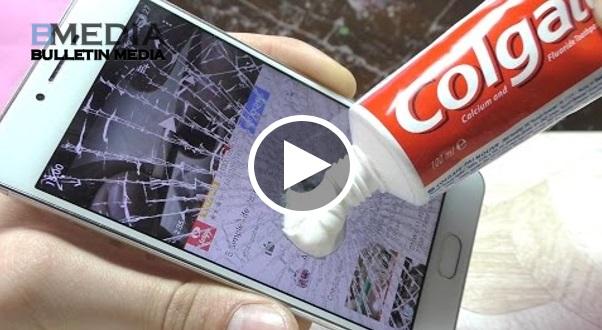 5 simple life hacks for your phone!! Rupa-rupanya skrin telefon bimbit retak boleh buat cam ni....
