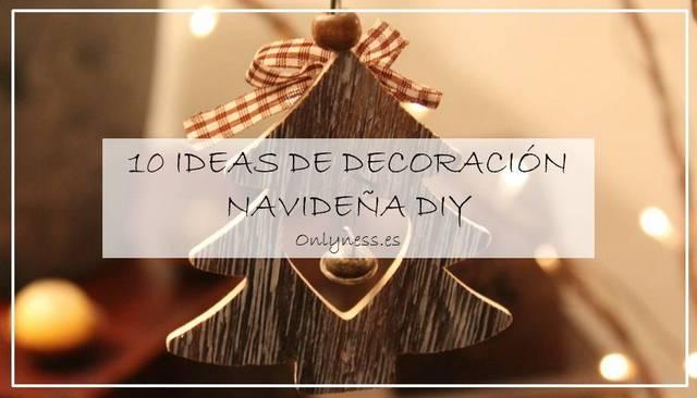 10 ideas de decoraci n navide a diy especial navidad for Ideas de decoracion navidena