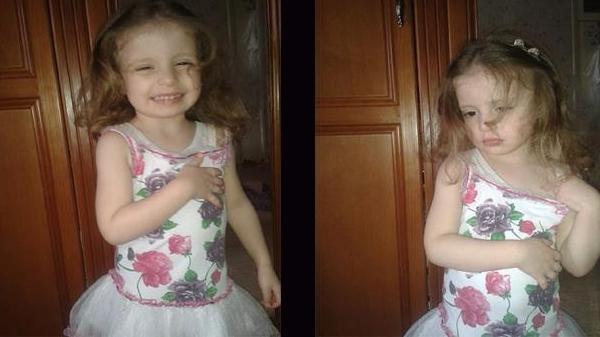 في الجزائر : خطف طفلة وحرق جثتها !!