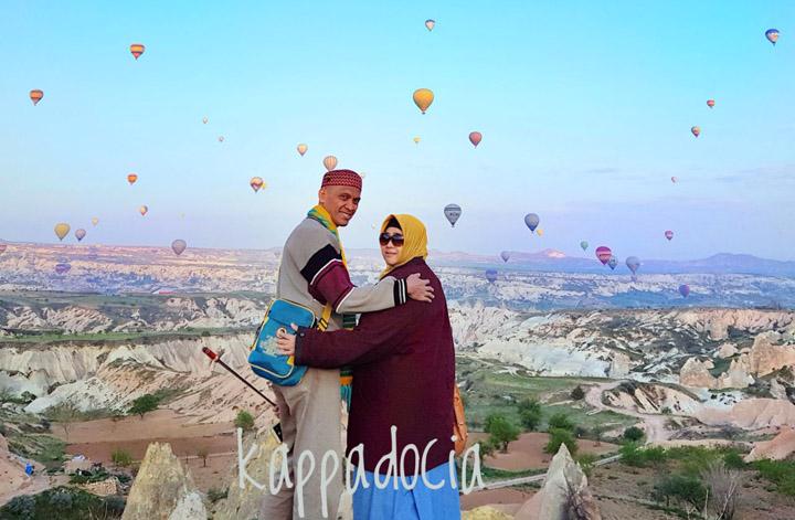 jamaah paket umroh plus turki 2018 cappadocia