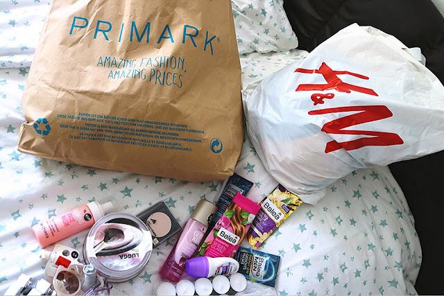 Haul zakupowy! Primark, H&M, IKEA