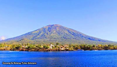 Gunung Ile Boleng