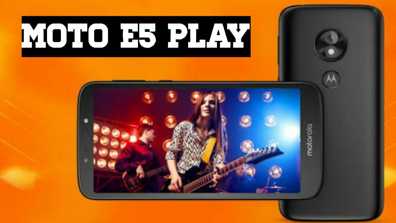 image of moto e5 play go edition