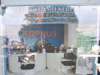 LOWONGAN KERJA TELLER || KOPERASI NUSANTARA area PADANG
