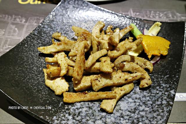 IMG 7756 - 台中大里│Five Ounces 5盎司小富豪鐵板燒*多種新鮮食材可選擇。調味清爽不油膩