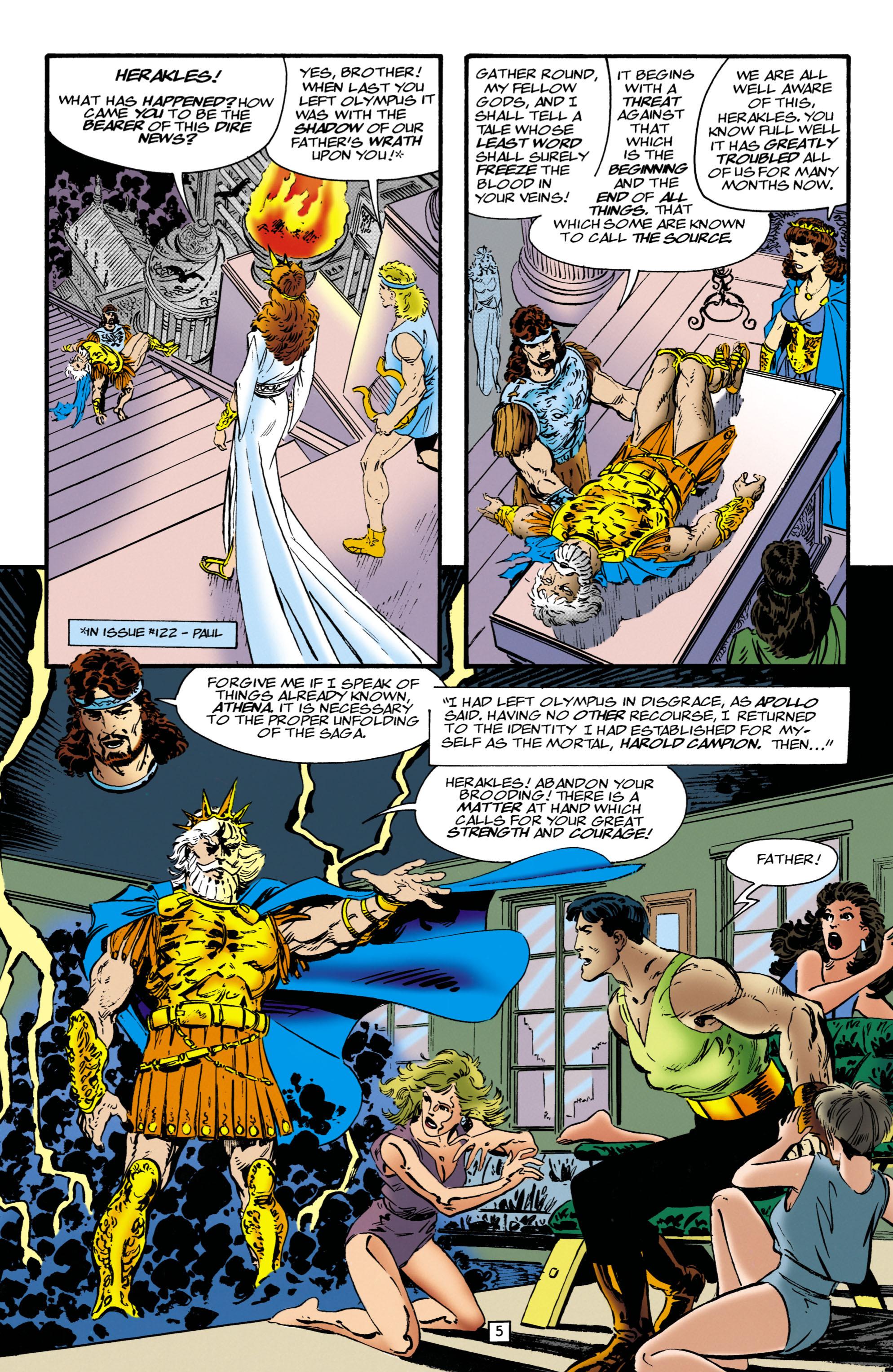 Read online Wonder Woman (1987) comic -  Issue #126 - 5