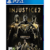 Injustice 2 PS4 mídia digital primaria PSN