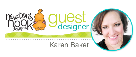 October Guest Designer Karen Baker | Newton's Nook Designs