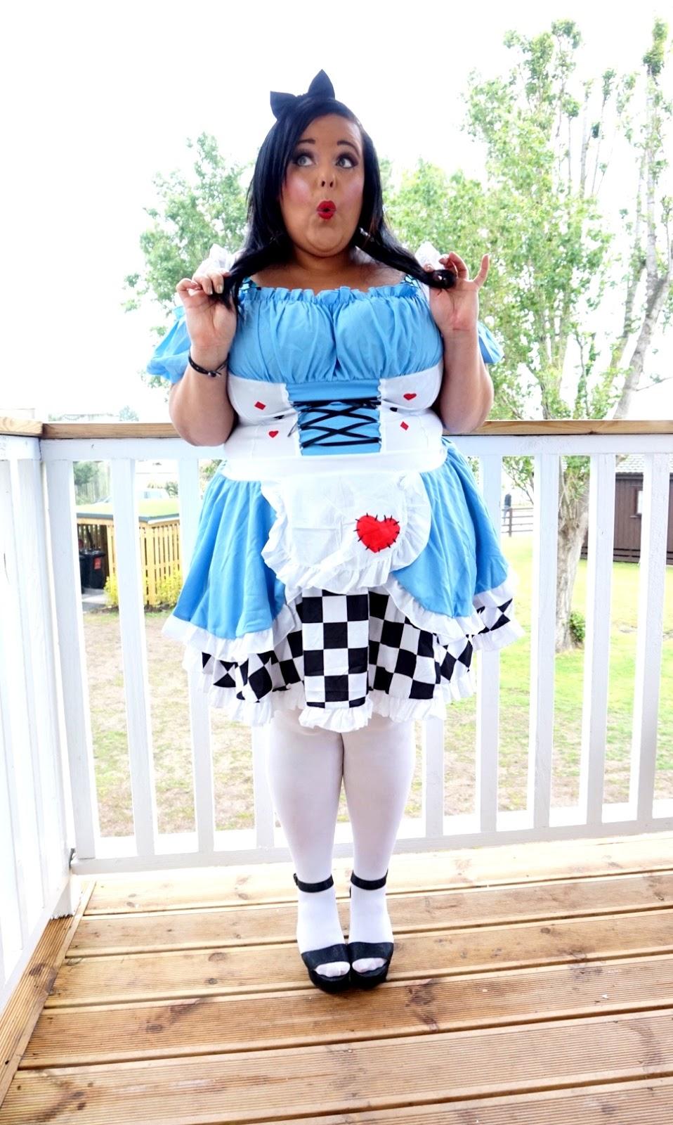 Ladies Plus Size Fancy Dress Uk - Idee Montabili