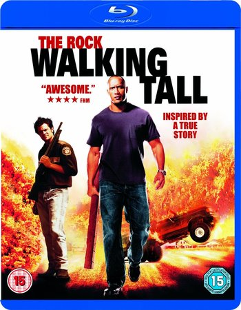 Walking Tall (2004) Dual Audio Hindi 720p BluRay x264 700MB Full Movie Download