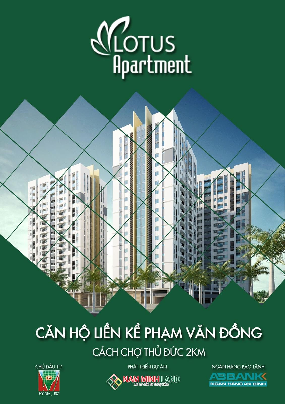 Bán căn hộ golden lotus TP HCM giá rẻ khuyến mãi siêu khủng