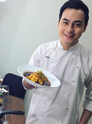 foto profil Chef Steby Rafael