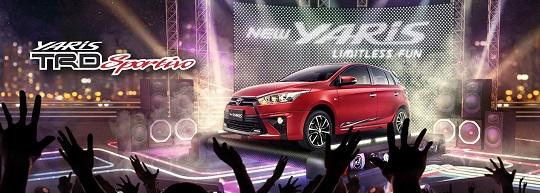 Spesifikasi Mesin Toyota Yaris Tahun 2017