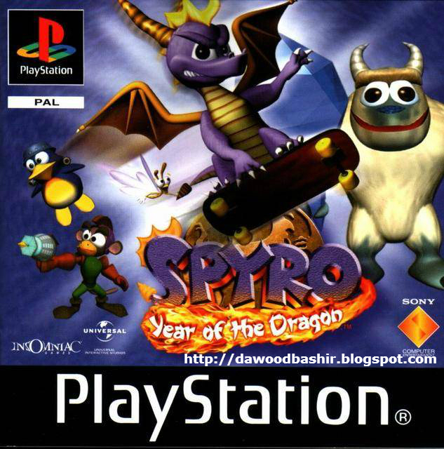 Play Spyro the Dragon for playstation online | PS1FUN Play ...