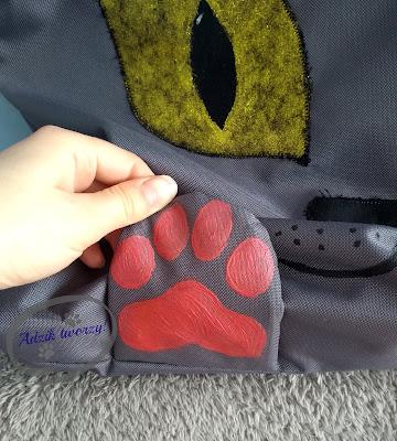 DIY torebka kot - jak uszyć torebkę z zamkiem