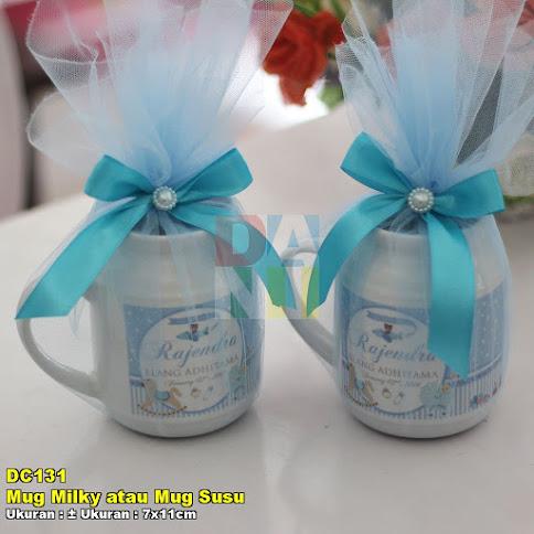 Mug Milky atau Mug Susu