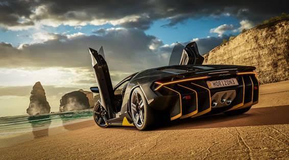 Forza Horizon 3 ya disponible a 4K en Xbox One X