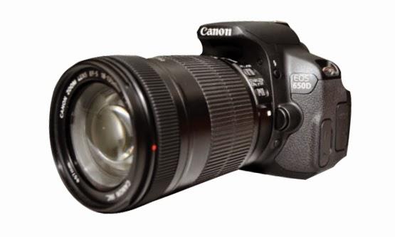 Harga Kamera Canon EOS 650D Murah dan Spesifikasi Terbaru
