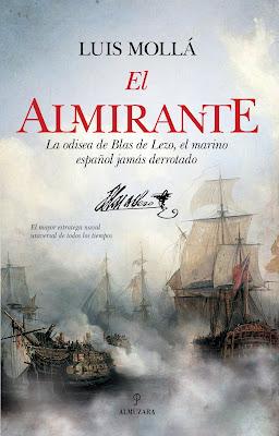 El Almirante - Luis Mollá (2018)